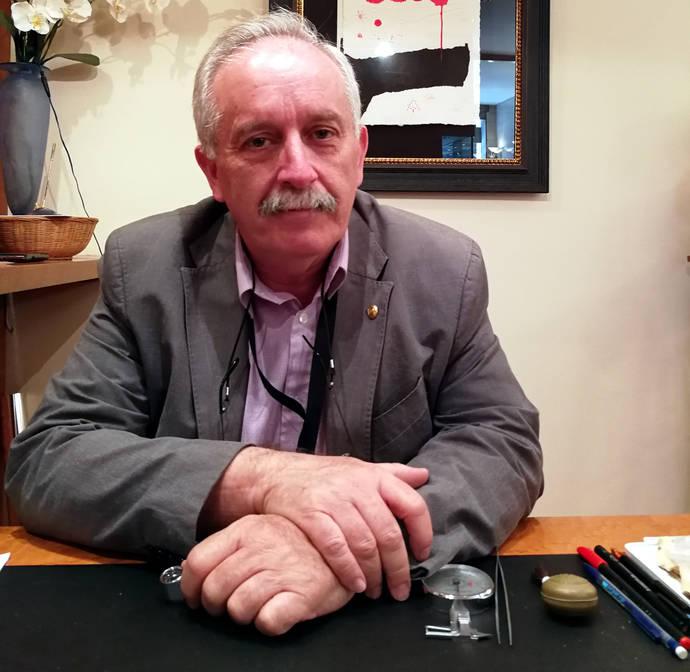 Carles Tubella: La Gemología les aporta imagen, rigor y servicio a los detallistas'
