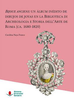 Portada del libro 'Bijoux Anciens'.