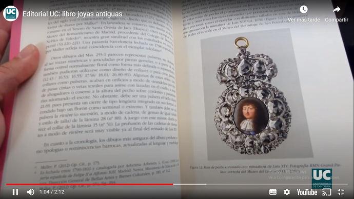 La gemóloga Carolina Naya publica un libro dedicado al dibujo histórico de joyas