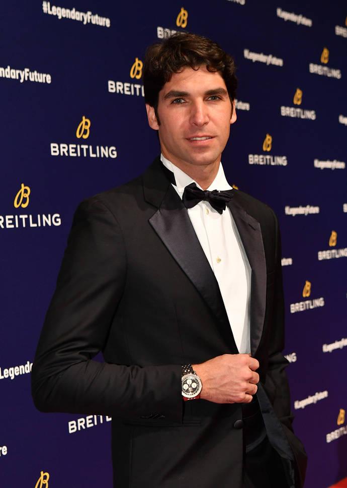 El diestro Cayetano Rivera, embajador de Breitling
