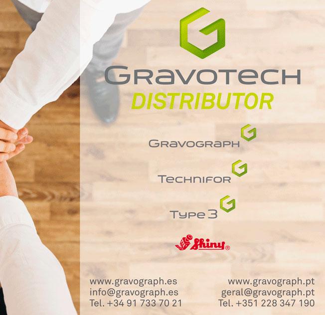 La distribuidora de Gravograph sigue creciendo en la península ibérica