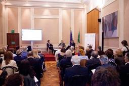 Conferencia de presentación del evento.