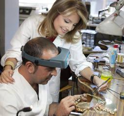 Cristina Yanes: <em>Vamos hacia la paridad mucho más rápido que en otros sectores</em>