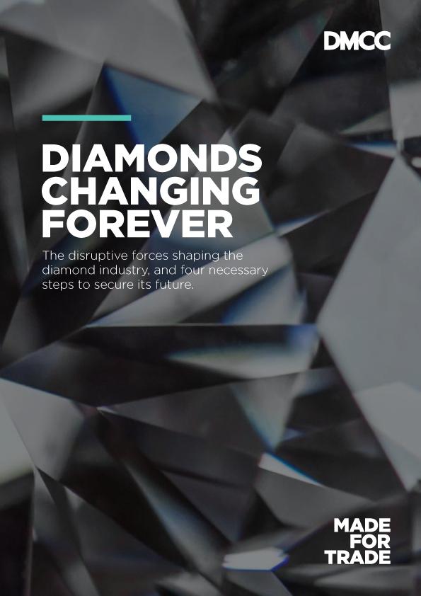El diamante necesita una nueva narrativa para asegurar su futuro