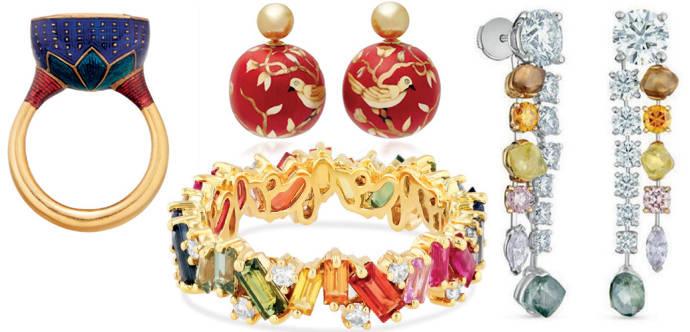 ¿Cuáles son las tendencias de diseño joyero para la campaña de Navidad?