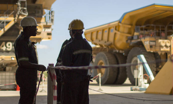 De Beers abandona sus últimas explotaciones en Kimberley