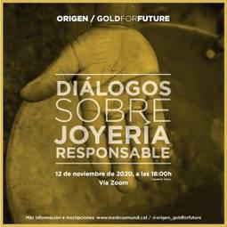 Participa y opina en los Diálogos sobre Joyería Responsable