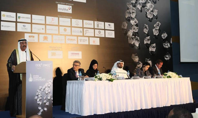 La industria del diamante se reúne este mayo en Dubai