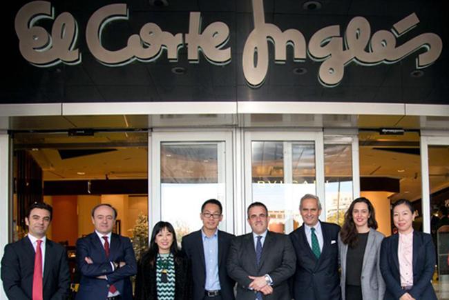 El Corte Inglés firma una alianza estratégica para entrar en el mercado asiático