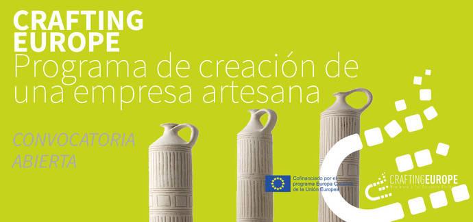 Programas de ayuda para la creación de una empresa artesana en España