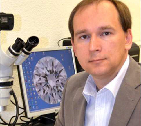 Egor Gavrilenko: Los sintéticos nunca podrán tener la magia de los diamantes naturales