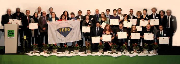 Londres acoge la 18ª gala de la Gemología europea (FEEG)