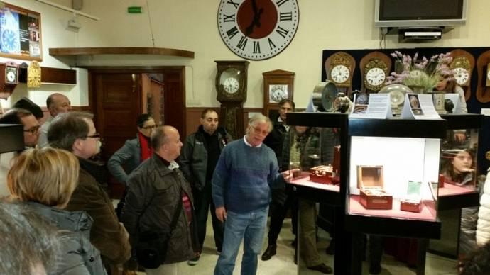 Premio a la Feria del Reloj de Cataluña