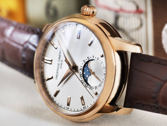 Frederic Constant: Classic Moonphase