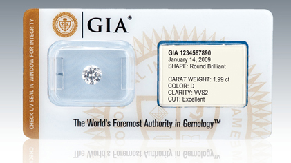 GIA suspende sus envíos de diamantes sellados ante varios casos de fraude