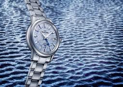 El exclusivo Grand Seiko GMT, con el arte de Brucculeri