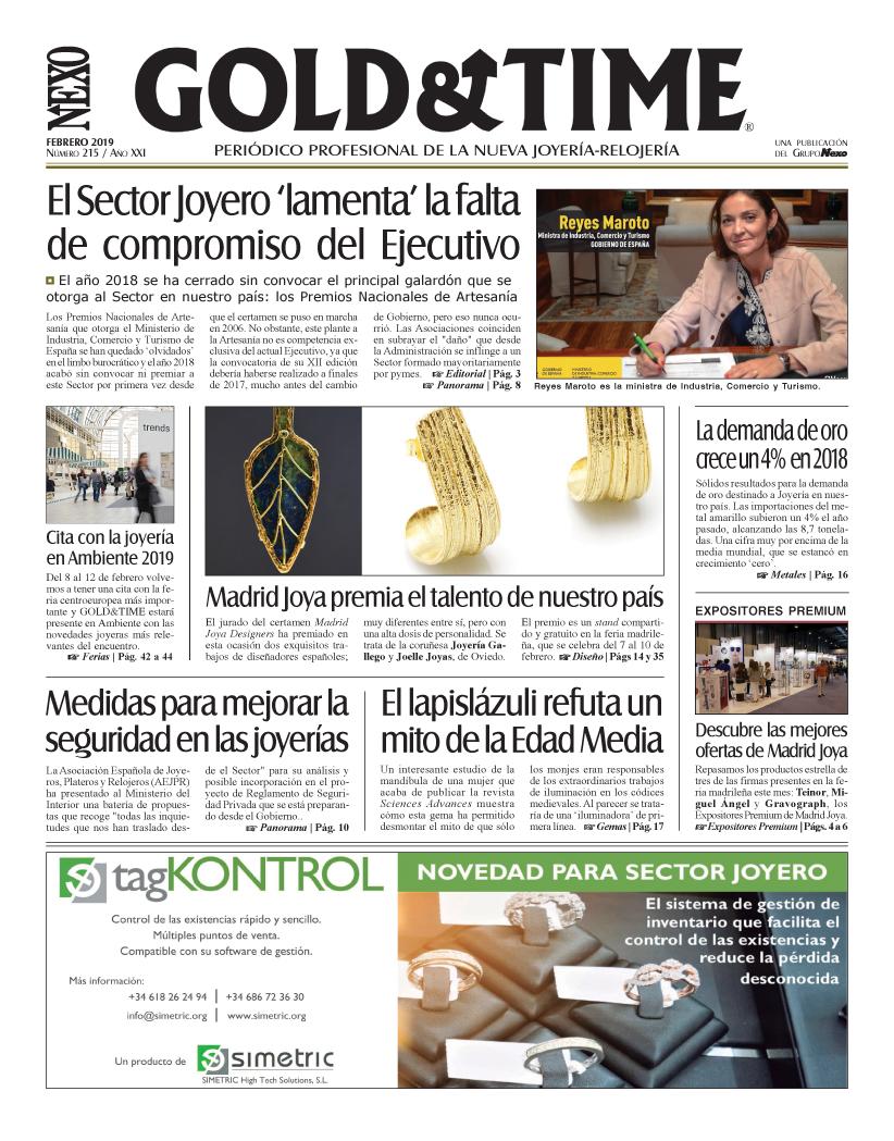 G&T y el Colegio de Joyeros de Cataluña firman un acuerdo de suscripción