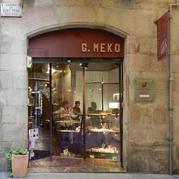 La Galería Meko de Barcelona.