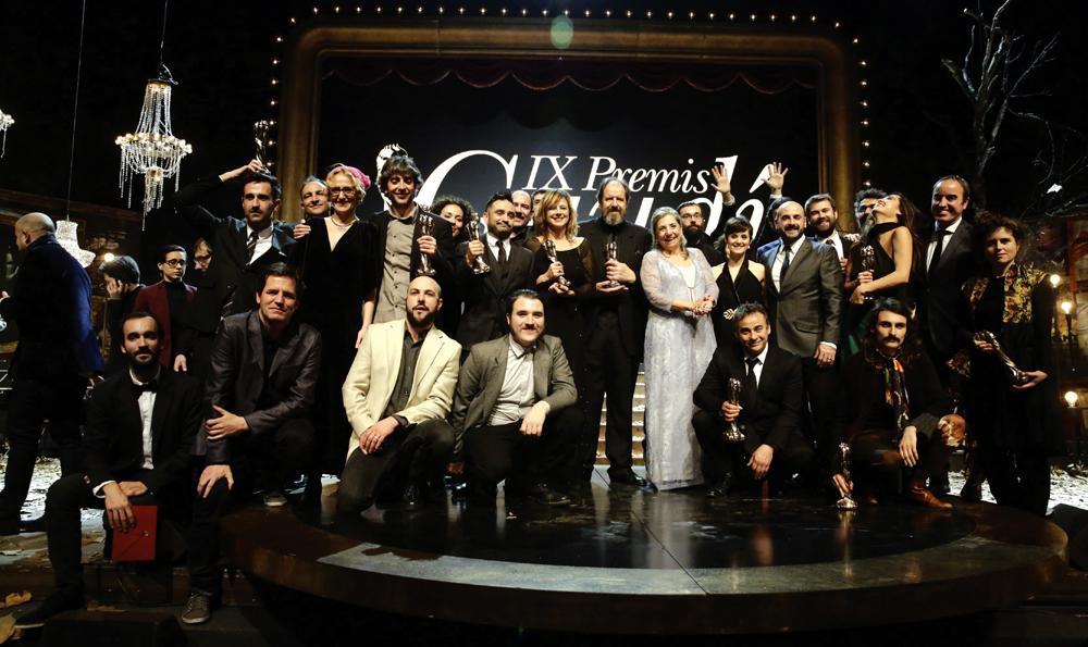 Los premios Gaudí de cine siguen apostando por la joyería