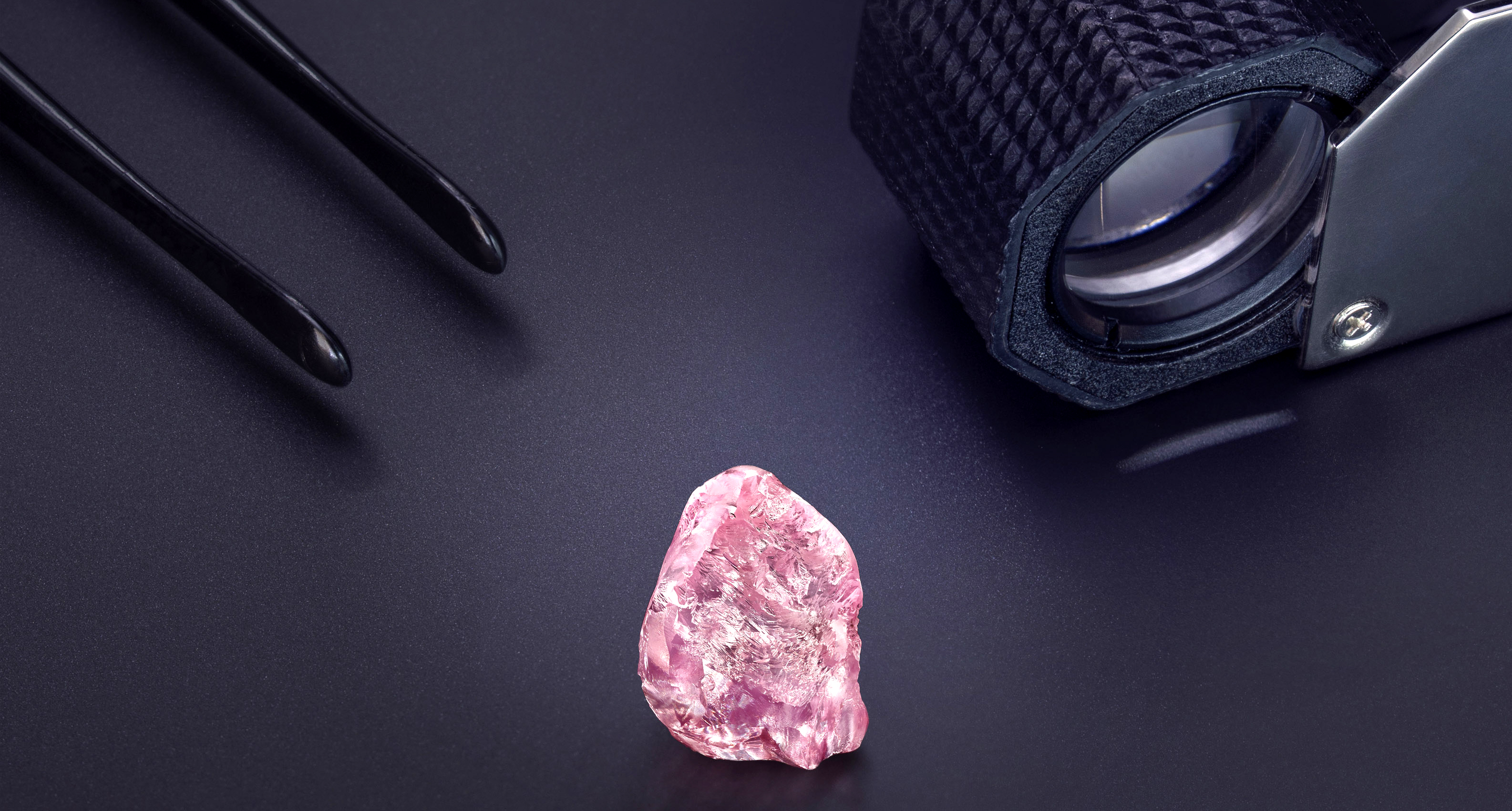 Graff Diamonds compra un diamante rosa irrepetible