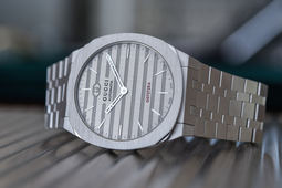 Gucci estrena colección de alta relojería y presenta movimientos patentados