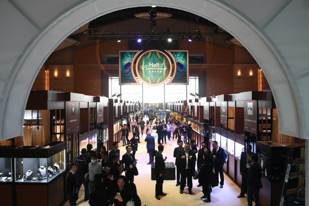Hong Kong traslada la Feria Internacional de Joyería a 2021