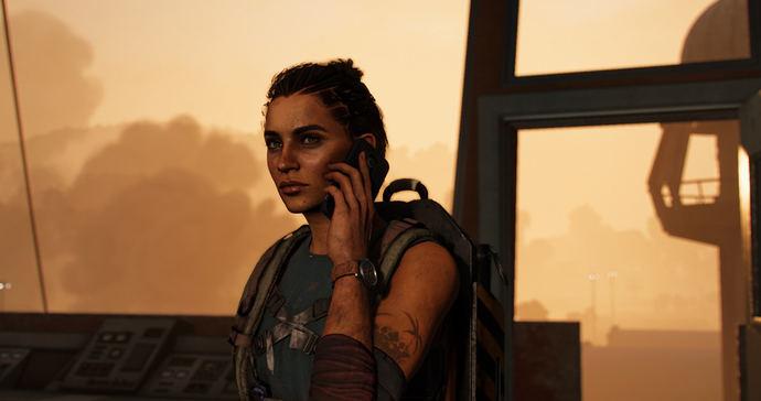 Sinergias relojeras: Hamilton entra en el conocido videojuego FarCry