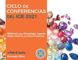 El IGE programa cuatro interesantes charlas para marzo