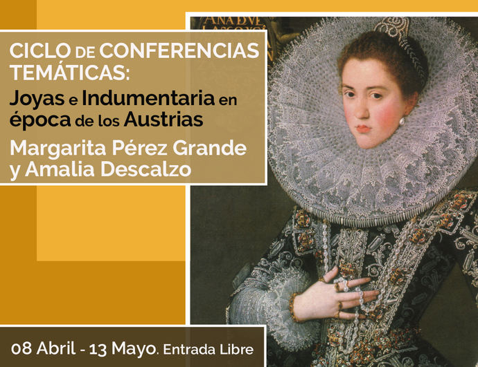 El IGE explora en seis conferencias el Siglo de Oro a través de sus joyas e indumentaria