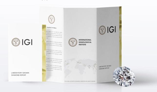 El IGI lanza un informe ampliado sobre diamantes sintéticos