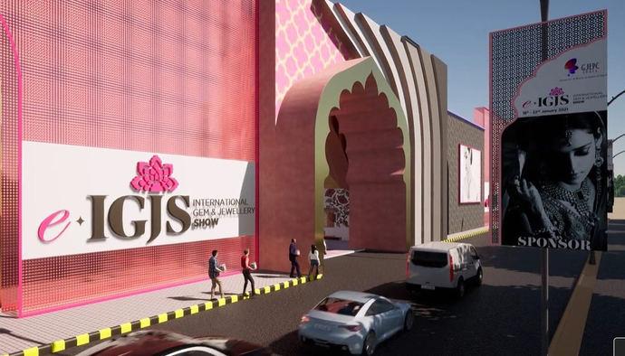 Los diamantes de India miran a Dubai: programan feria física en agosto