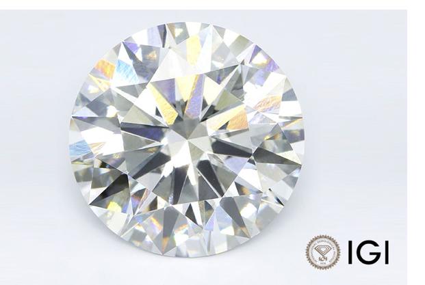 China produce el diamante sintético más grande conocido