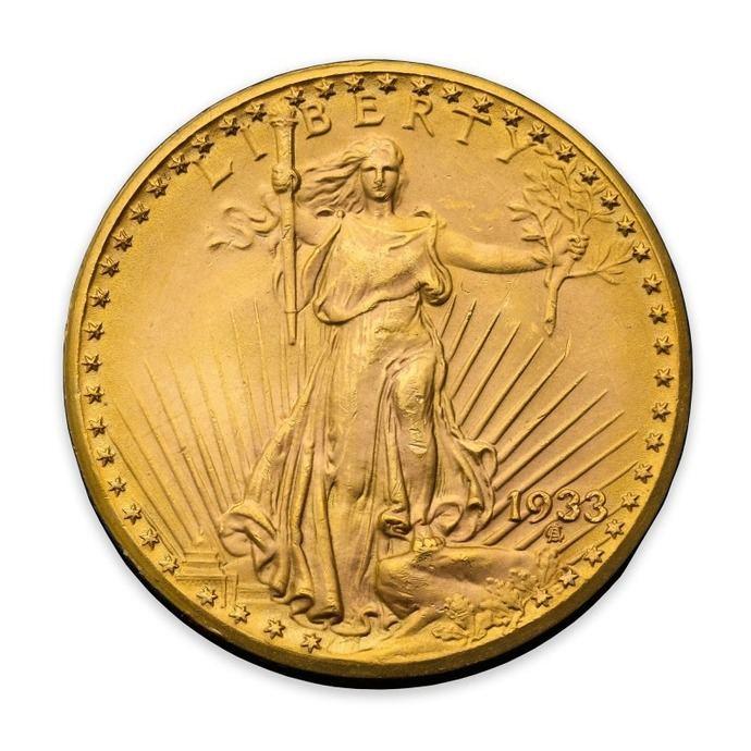 Vendida la 'moneda más cara del mundo' en Sotheby's
