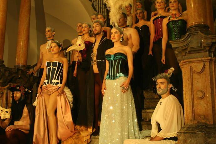 Córdoba inaugura su semana joyera con un soberbio desfile de modelos