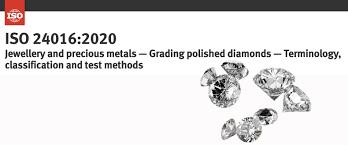 ¿Puede la industria del diamante ignorar la nueva Norma ISO?