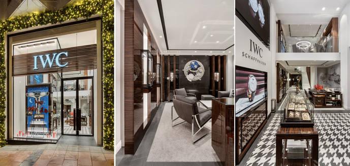 IWC Schaffhausen abre boutique en la Milla de Oro madrileña