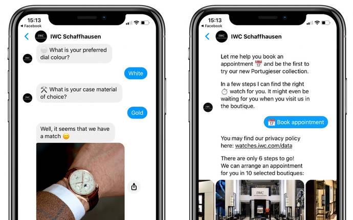 La relojería comienza a aplicar la inteligencia artificial a las ventas