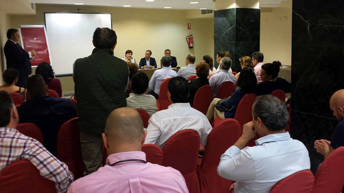 50 fabricantes acuden a la presentación de Iberoya en Córdoba
