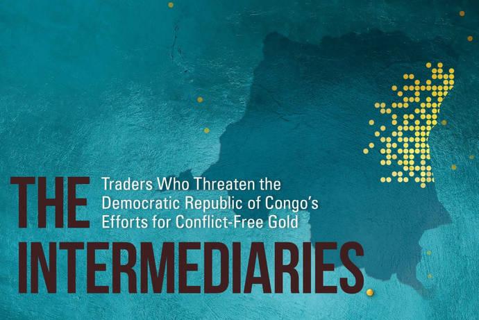 Los traficantes de oro siguen campanado a sus anchas en la RDC
