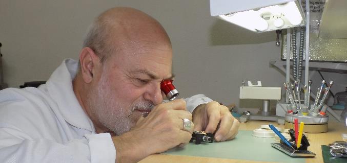 Premio JORGC Relojer�a: Justo Francisco Biete