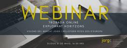El Colegio de Cataluña acoge su webinar más internacional