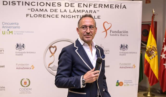 Chocrón diseña los premios Dama de la Lámpara