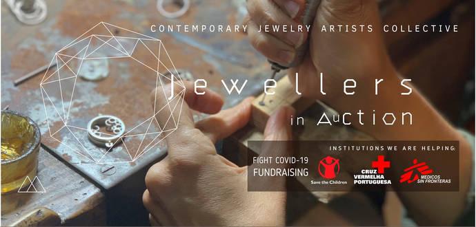 Ola de soldaridad en la joyería hispano portuguesa: Jewelers in Auction