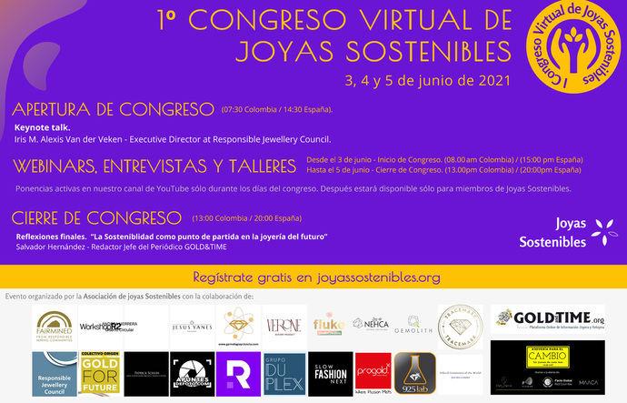 Arranca el primer Congreso de Joyería Sostenible