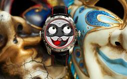 La manufactura rusa Konstantin Chaykin recupera la figura del Joker