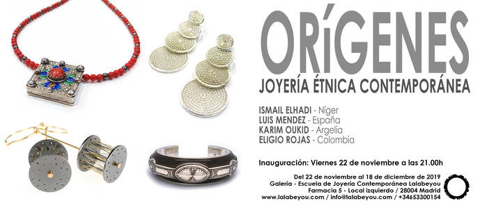 La tradición joyera más contemporánea se reúne mañana en Madrid