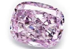 Un diamante rosa sólo para coleccionistas