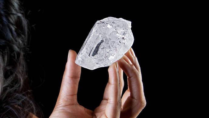 El mayor diamante del siglo XXI vuelve a buscar comprador