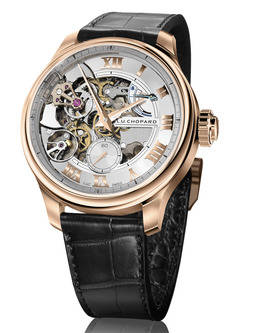 El L.U.C Full Strike de Chopard.