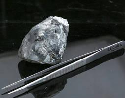 Extraen un diamante de casi 1.000 quilates en Botswana